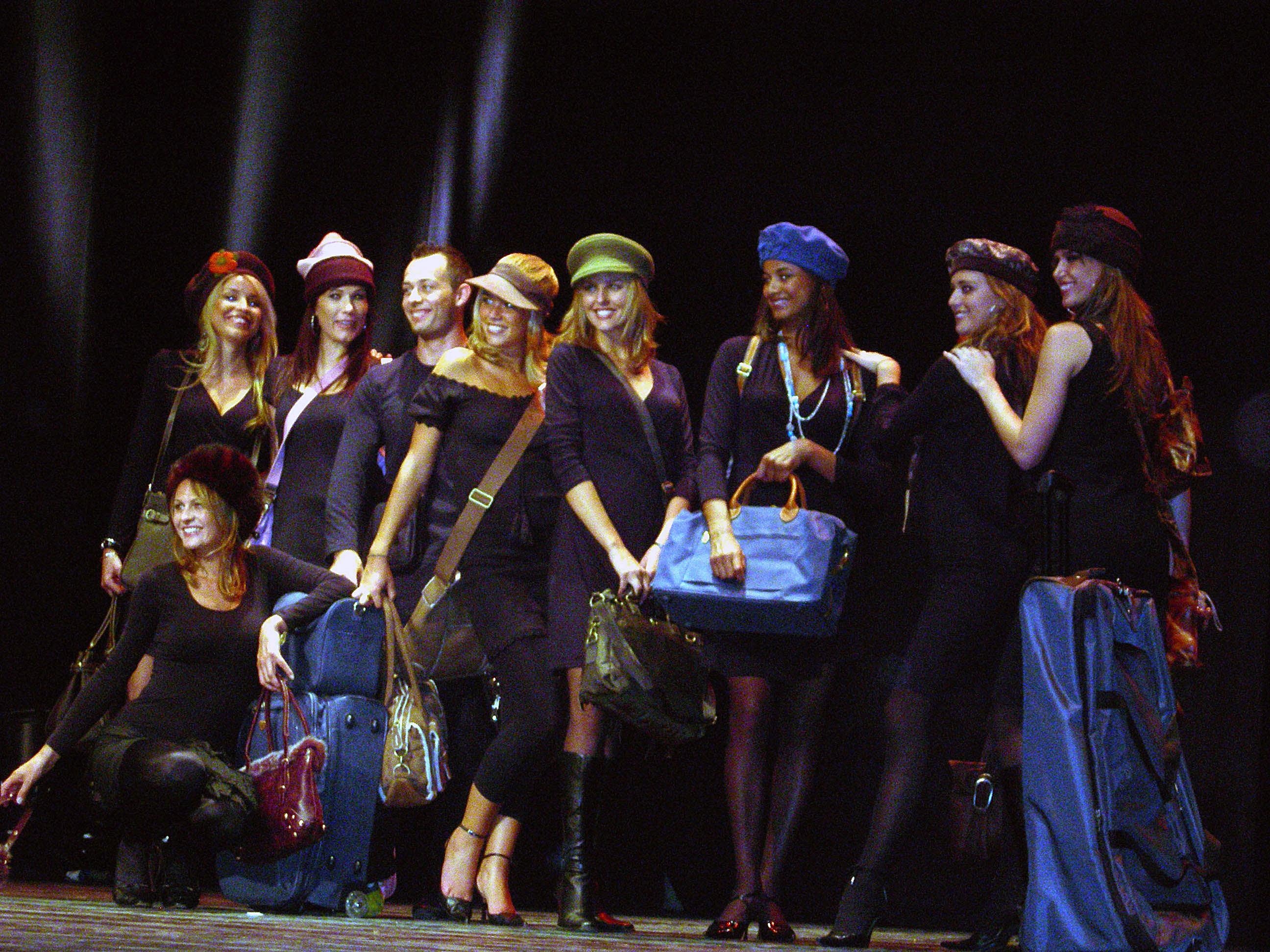 Défilés de mode